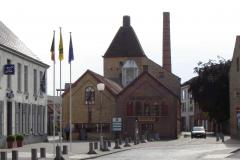 The old brewery of Koekelare
